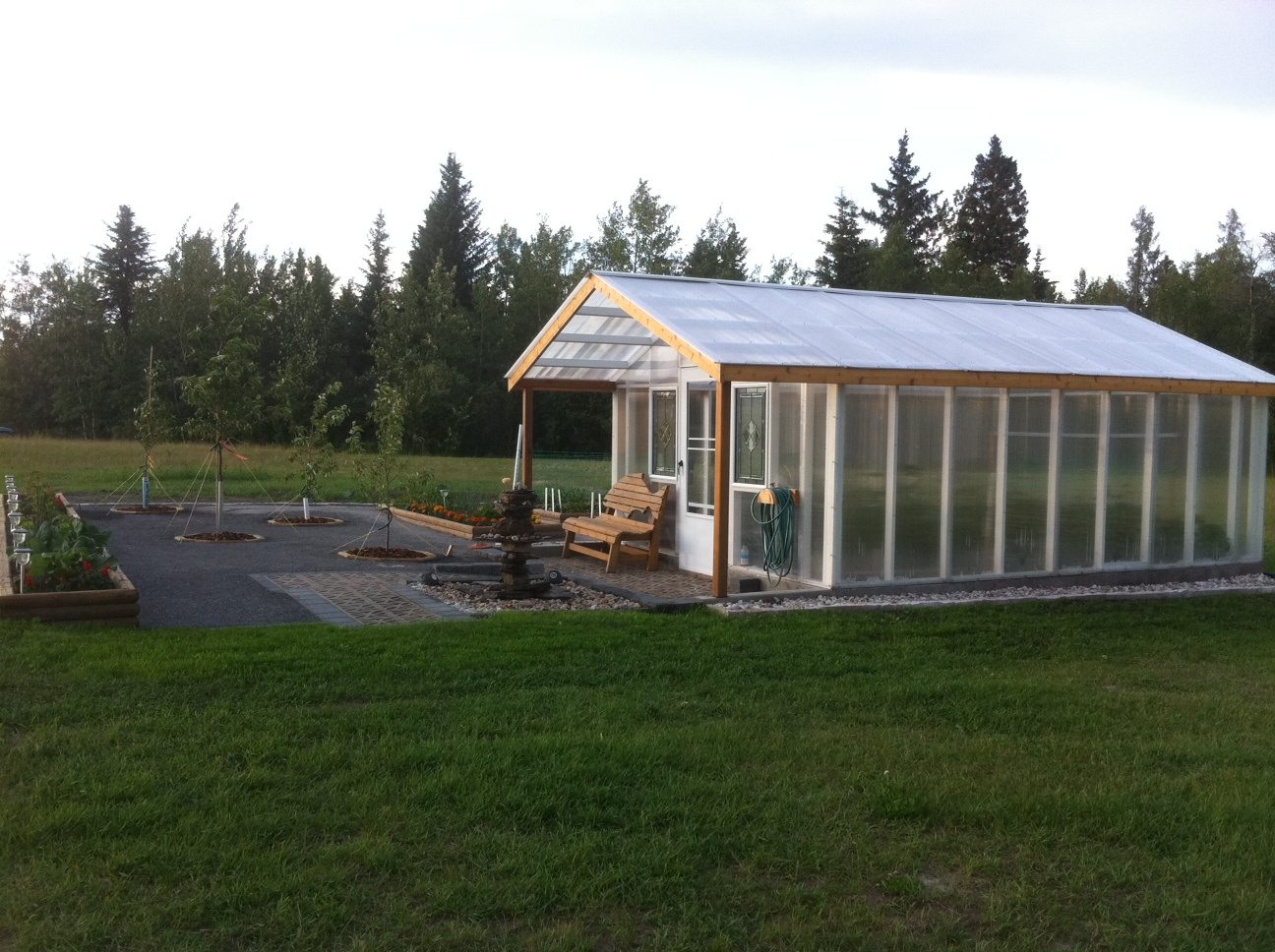 Diy Greenhouse Projects Greenwall Solutions Inc