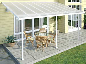 DIY Patio Covering System 10 Feet Wide ...