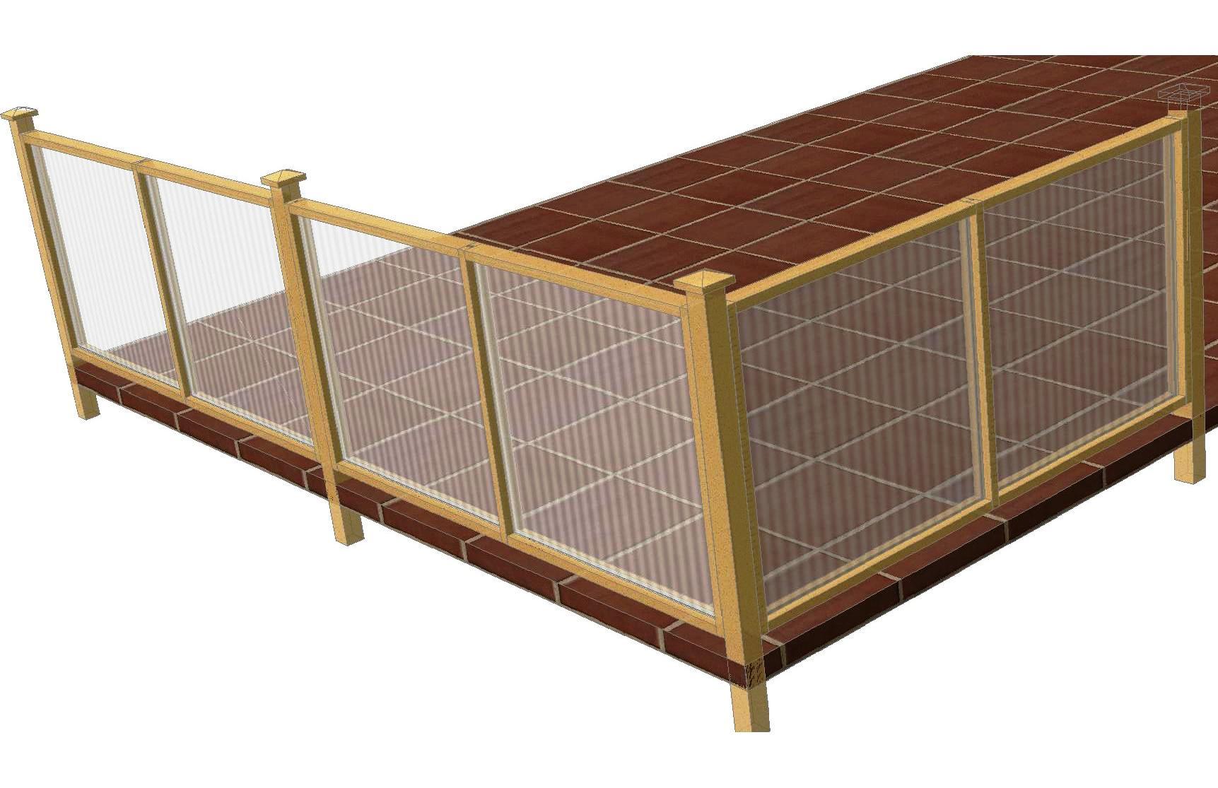 Railing24b greenwall solutions inc railing24b solutioingenieria Gallery
