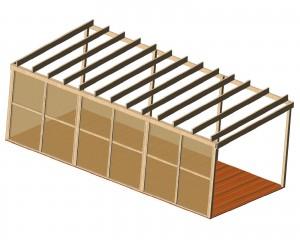 Diy Wind Wall Greenwall Solutions Inc